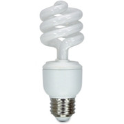 GE 14-watt CFL Light Bulb