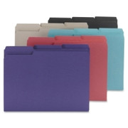 Smead 10295 Assortment Interior File Folders