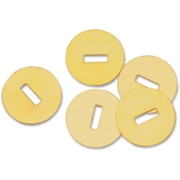 Gem Office Products Brass Washers