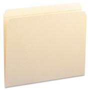Smead 10310 Manila File Folders with Reinforced Tab