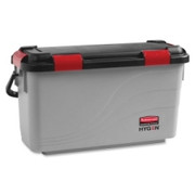 Rubbermaid Microfiber Pulse Mop Charging Bucket