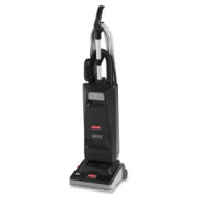 "Rubbermaid 12"" Manual Height Upright Vacuum"
