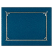 Geographics Linen Certificate Cover - 1