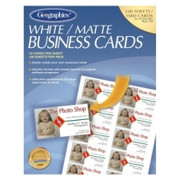Geographics Business Card - 2