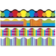 Trend Color Collage Terrific Themed Trimmer Variety Pack