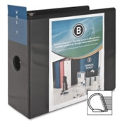 Business Source Basic D-Ring View Binder - 5
