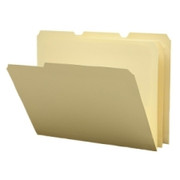 Smead 10510 Manila Poly File Folders