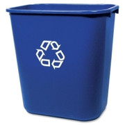 Rubbermaid Deskside Recycling Container