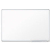 Mead Dry-Erase Board with Marker Tray