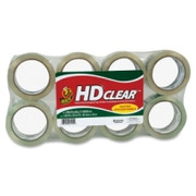 Duck Heavy-Duty Crystal Clear Packaging Tape
