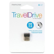 Memorex 8GB Micro TravelDrive USB 2.0 Flash Drive