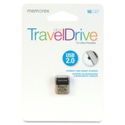 Memorex 16GB Micro TravelDrive USB 2.0 Flash Drive