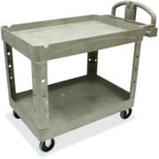 Rubbermaid Two Shelf Service Cart - 1