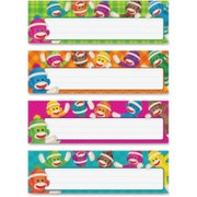 Trend Sock Monkeys Coll. Desk Topper Name Plates