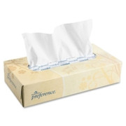 Georgia-Pacific Preference Facial Tissue - 1