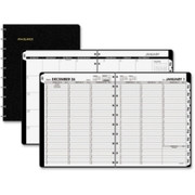 At-A-Glance Large Pro Weekly/Monthly with Poly Cover