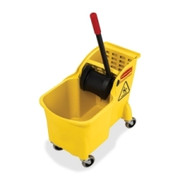Rubbermaid Mop Bucket Combination