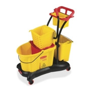 Rubbermaid WaveBrake Mop Bucket/Wringer System
