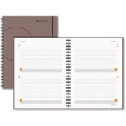 At-A-Glance Undated Planning Notebook - 4