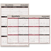 At-A-Glance Classic Series Quarterly Organizer