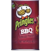 Pringles BBQ Grab/Go Potato Crisps