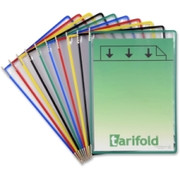 Tarifold Pivoting Pocket Packs