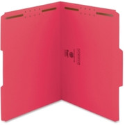 Smead WaterShed/CutLess Fastener Folders - 3