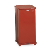 United Receptacle Step Waste Receptacle - 1
