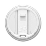 Dixie Smart Top Reclosable Hot Cup Lid