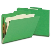 Smead 13702 Green Classification File Folders