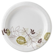 Dixie Pathways Design Soak Proof Paper Plates