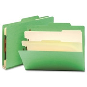 Smead 14002 Green Classification File Folders