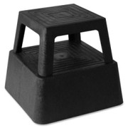 Genuine Joe Structural Plastic Step Stool