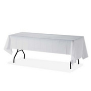 Genuine Joe Rectangular Table Cover - 2