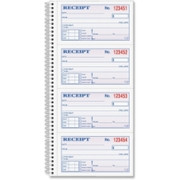 Adams Wire Bound Money/Rent Receipt Books - 1