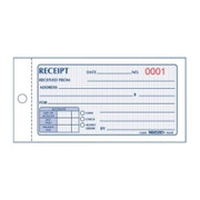 Rediform Money Receipt 2/Part Collection Forms