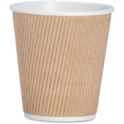 Genuine Joe Ripple Hot Cup - 7