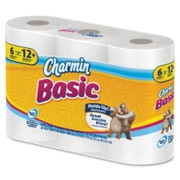 Charmin Basic Big Roll Toilet Paper - 1