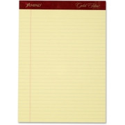 TOPS Gold Fibre Premium Rule Writing Pads