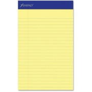 Ampad Perforated Ruled Pads - 3