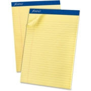 Ampad Perforated Ruled Pads - 4