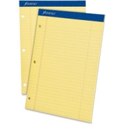 Ampad Perforated Ruled Pads - 5