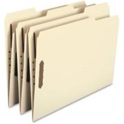 Smead 14600 Manila Heavy-Duty Fastener File Folders