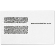 TOPS W-2 Form Double Window Envelope - 1