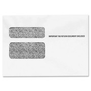 TOPS W-2 Form Double Window Envelope - 2