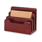 Rolodex Wood Tones Mini Sorter