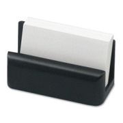 Rolodex Wood Tones Card Holder