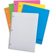 TOPS Glow One Subject Wirebound Notebooks