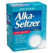 Alka Seltzer Effervescent Single Dose Tablets