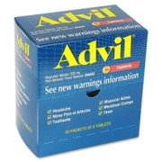 Advil Pain Reliever Single Dose Packets